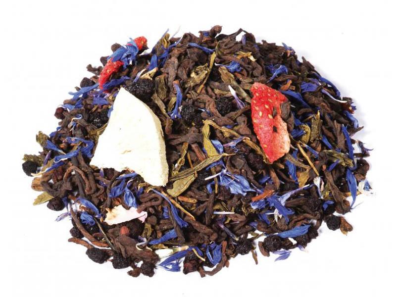 Tè Pu Erh alla Frutta