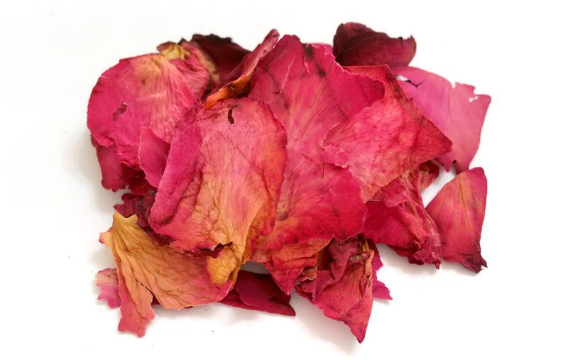Rosa rossa Petali