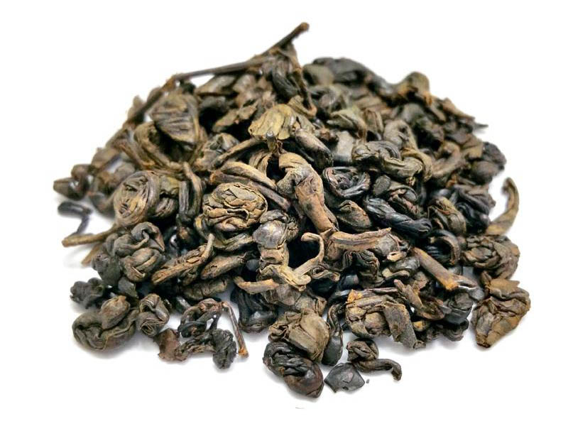 Tè nero GunPowder