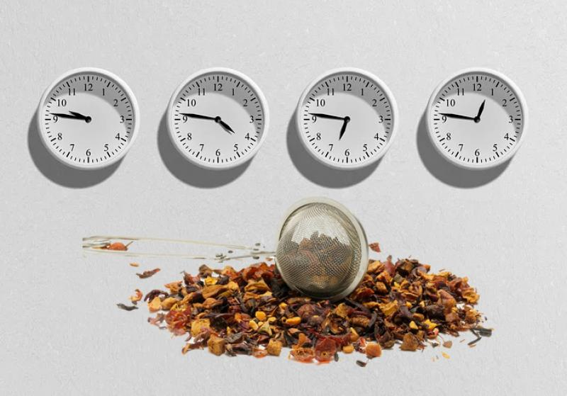 Temperature e tempi di infusione dei tè verdi, tè gialli e tè bianchi