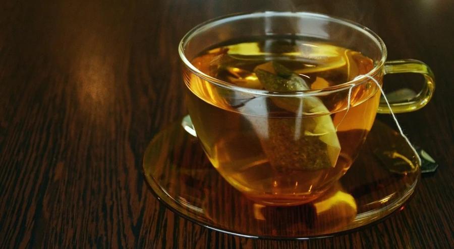Tè sfuso in filtro, Tisane e Infusi