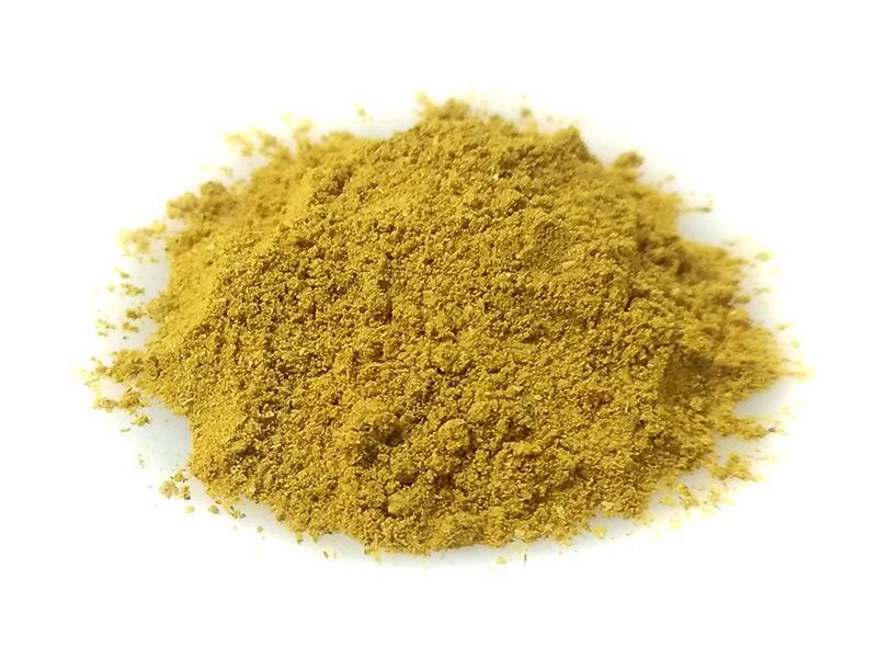 Curry verde (fruttato al coriandolo)