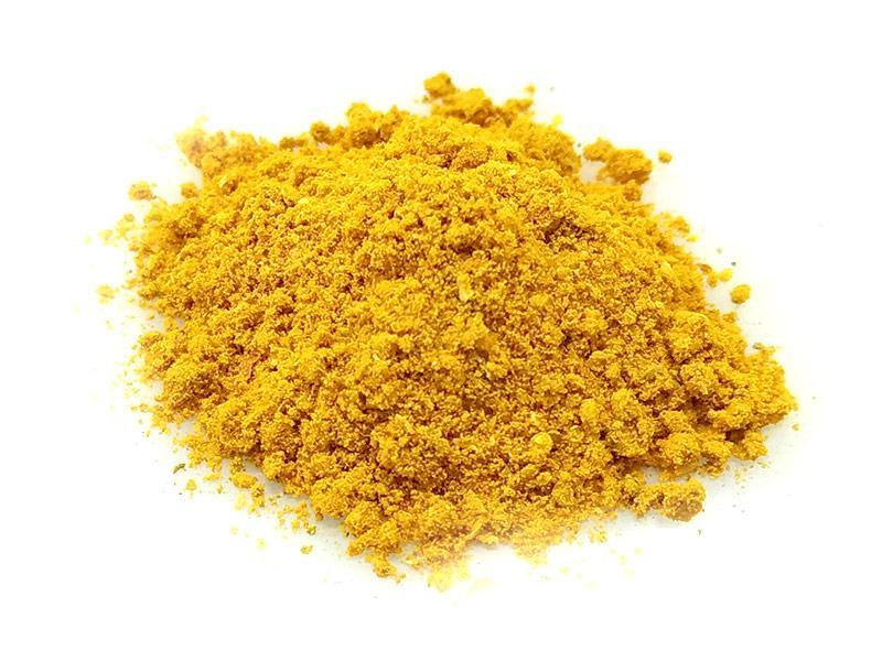 Curry Java (sapore fruttato e rinfrescante)
