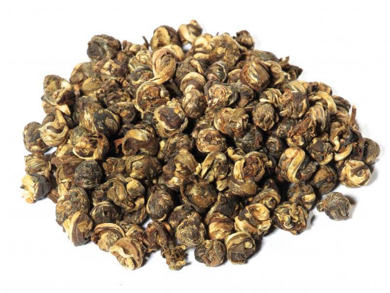 Tè Bianco Jasmin Dragon Pearls ORGANIC