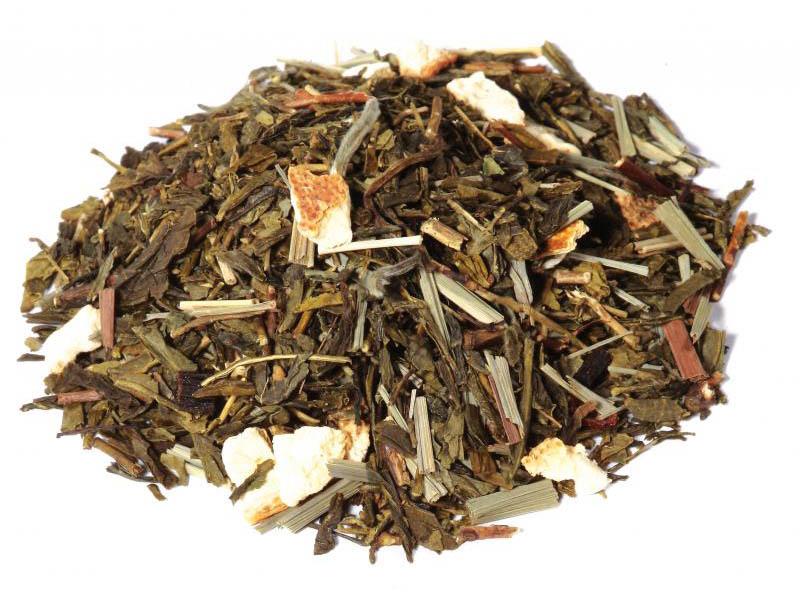 Tè bianco aromatizzato limone e vaniglia
