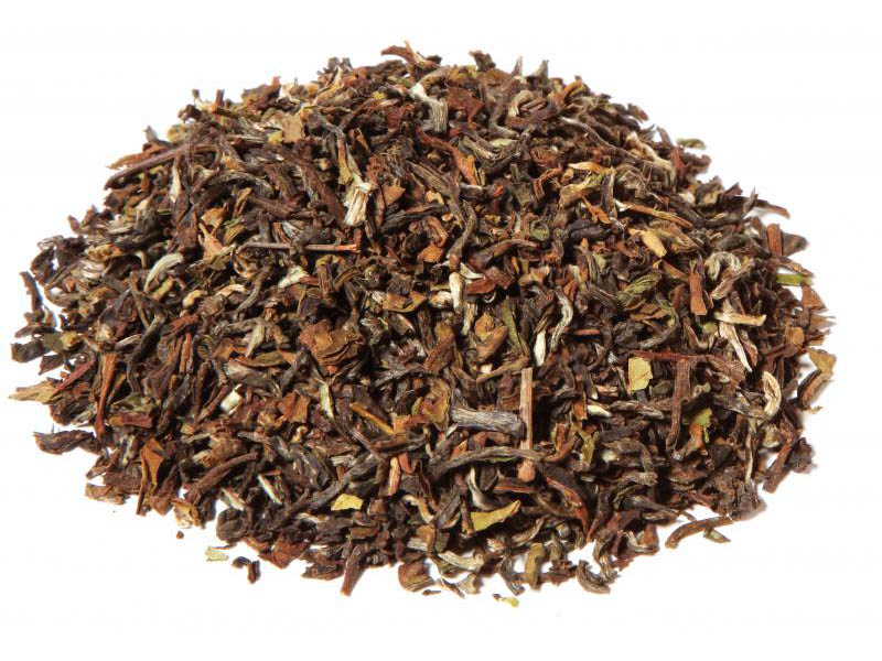 Tè nero Darjeeling FTGFOP 1 Organic