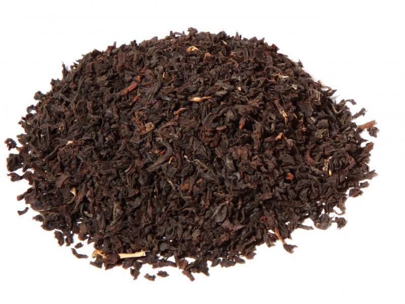 Tè nero Assam GBOP Organic