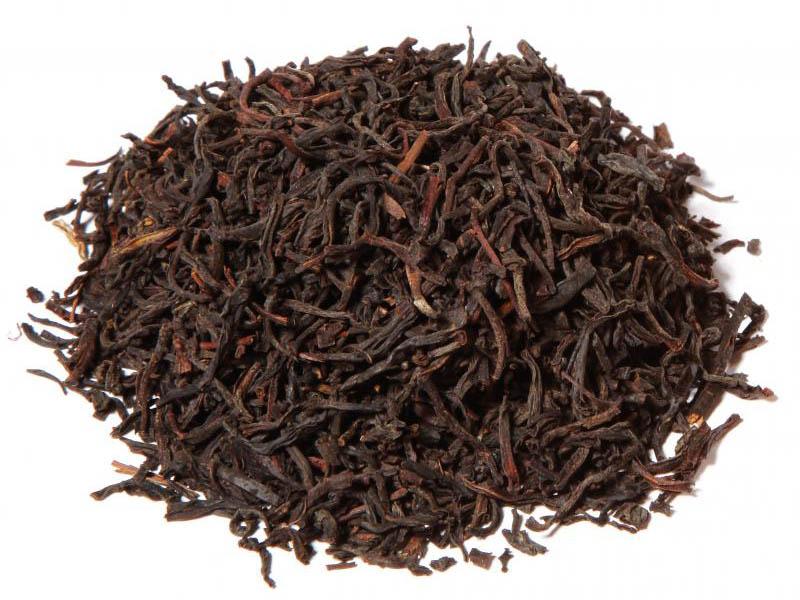 Tè nero delle Cinque