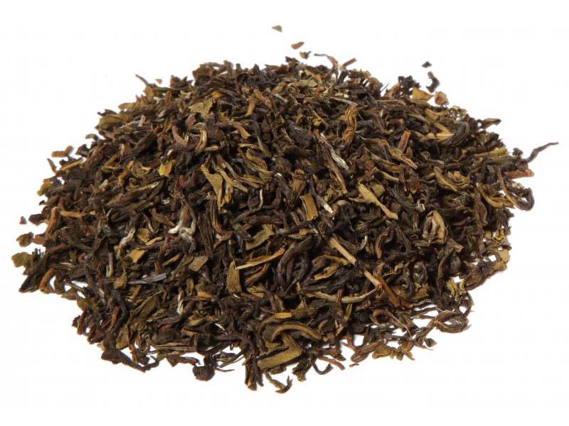 Tè verde Darjeeling FTGFOP1