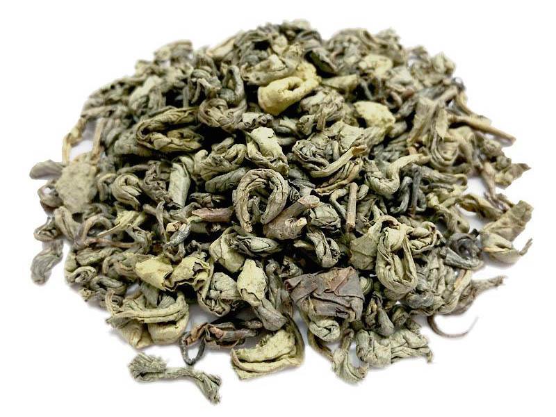 Tè verde java indonesia PS