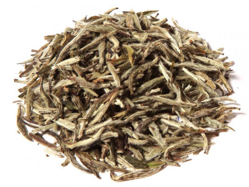 Tè Bianco White Dragon SilverNeedle Organic