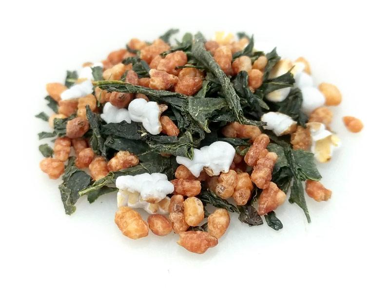 Tè Verde Genmaicha O.B.