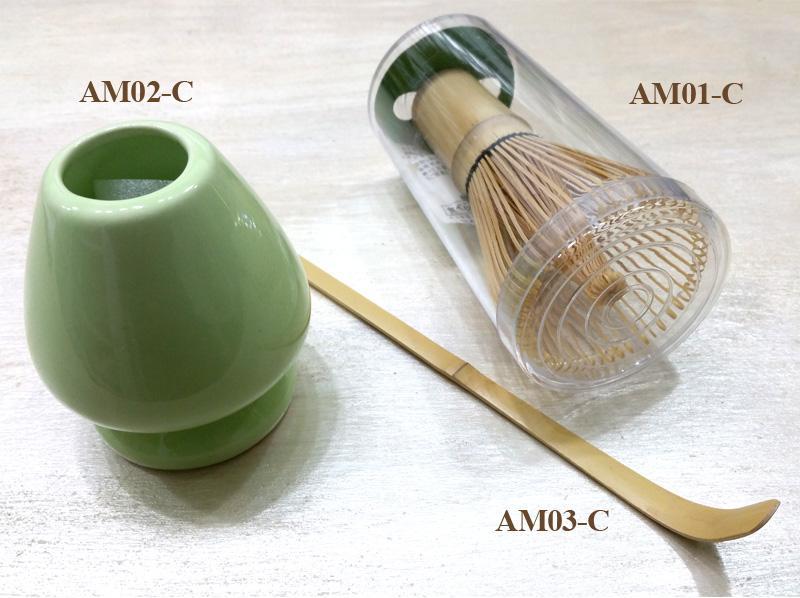Mestolo in bambù per Tè Matcha (Chashaku)
