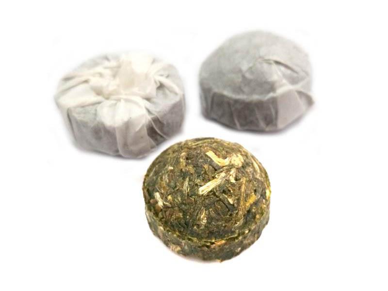 Tè Verde Yunnan Mini Tuo Cha