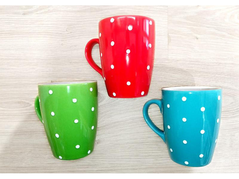 Mug Papillon in porcellana
