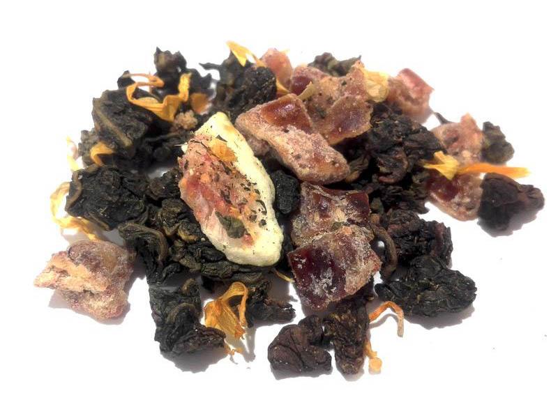 Tè Oolong Fraganza di Fichi