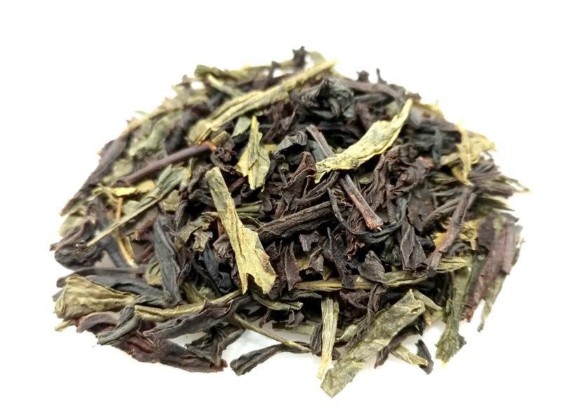 Tè Nero Black Bancha