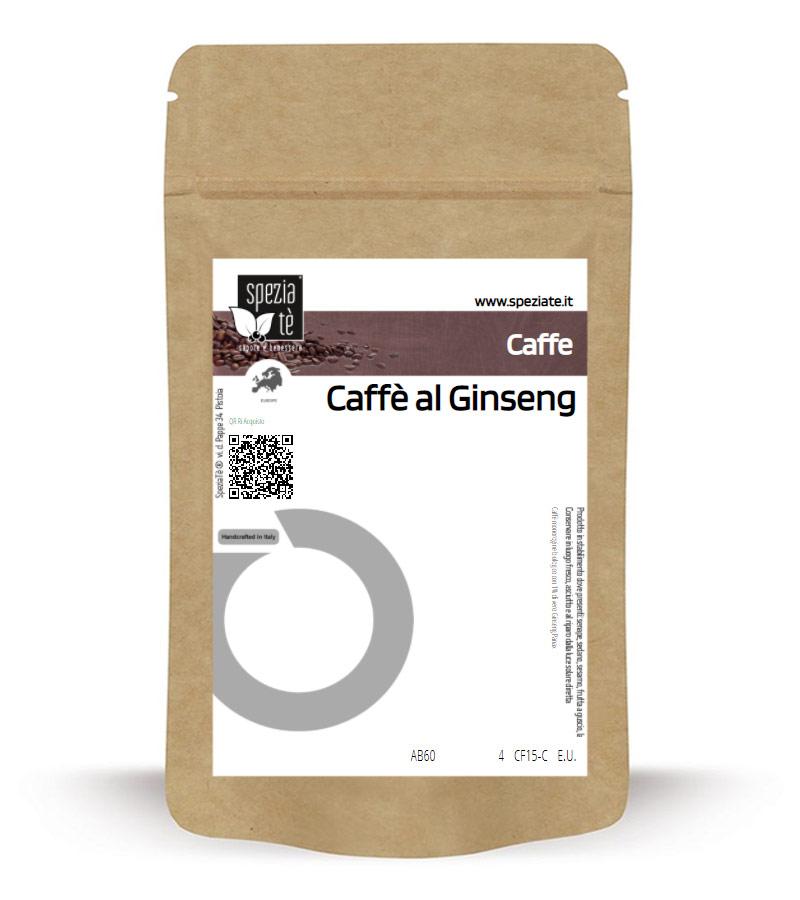 Caffè con Ginseng in Busta richiudibile Salva Fragranza
