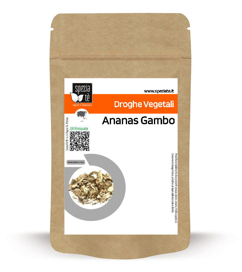 Ananas Gambo TisanaAnanas gambo tisana in Busta richiudibile Salva Fragranza