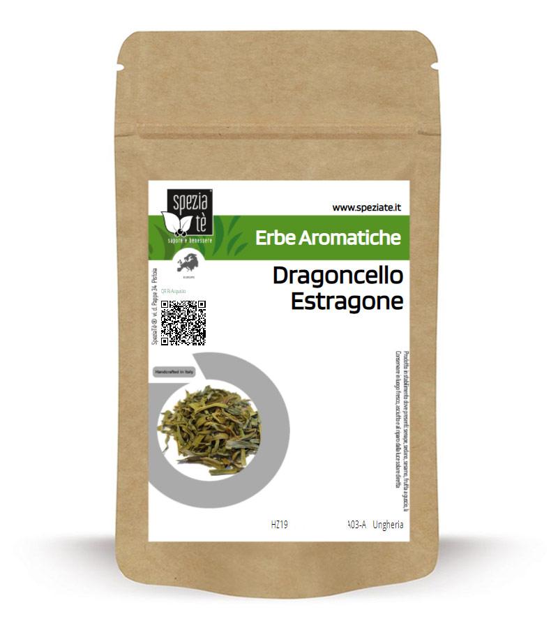 Dragoncello  Estragone in Busta richiudibile Salva Fragranza