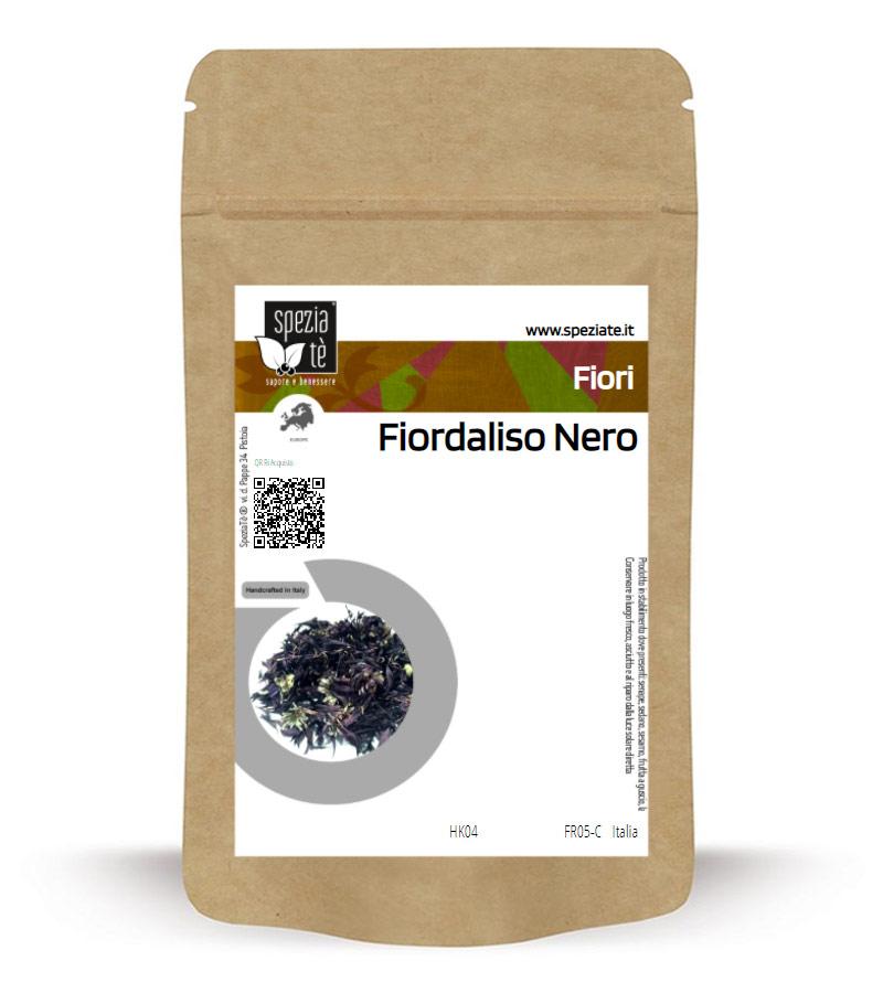 Fiordaliso Nero in Busta richiudibile Salva Fragranza