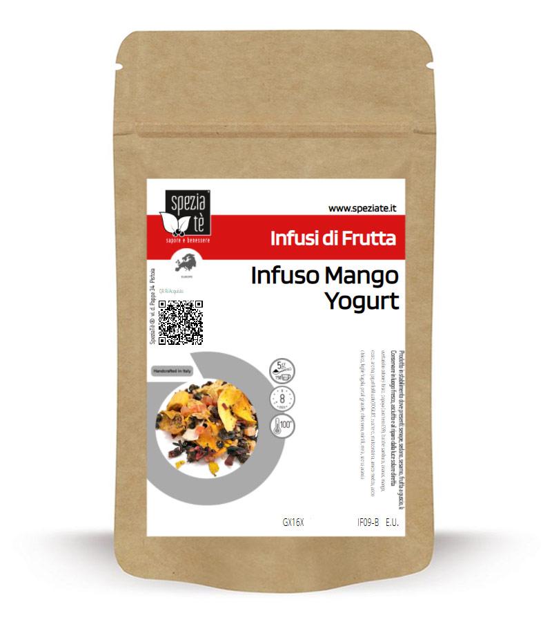 Infuso Mango Yogurt in Busta richiudibile Salva Fragranza