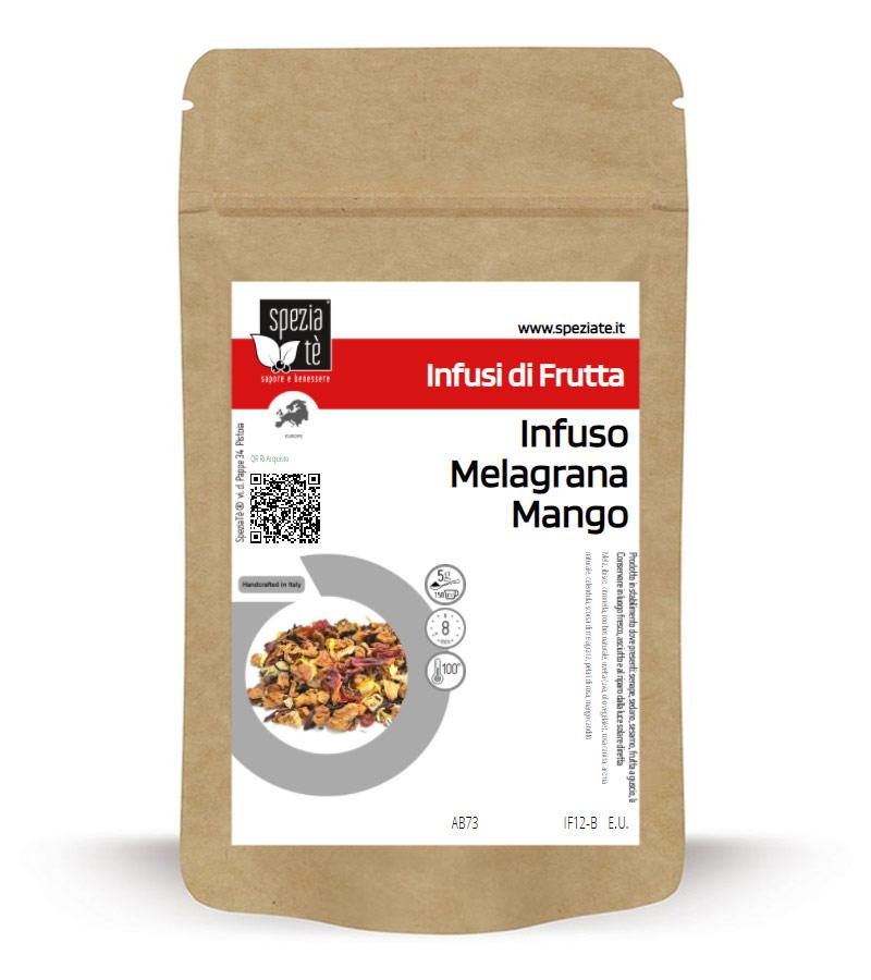 Pomegranate infuso Melagrana Mango in Busta richiudibile Salva Fragranza