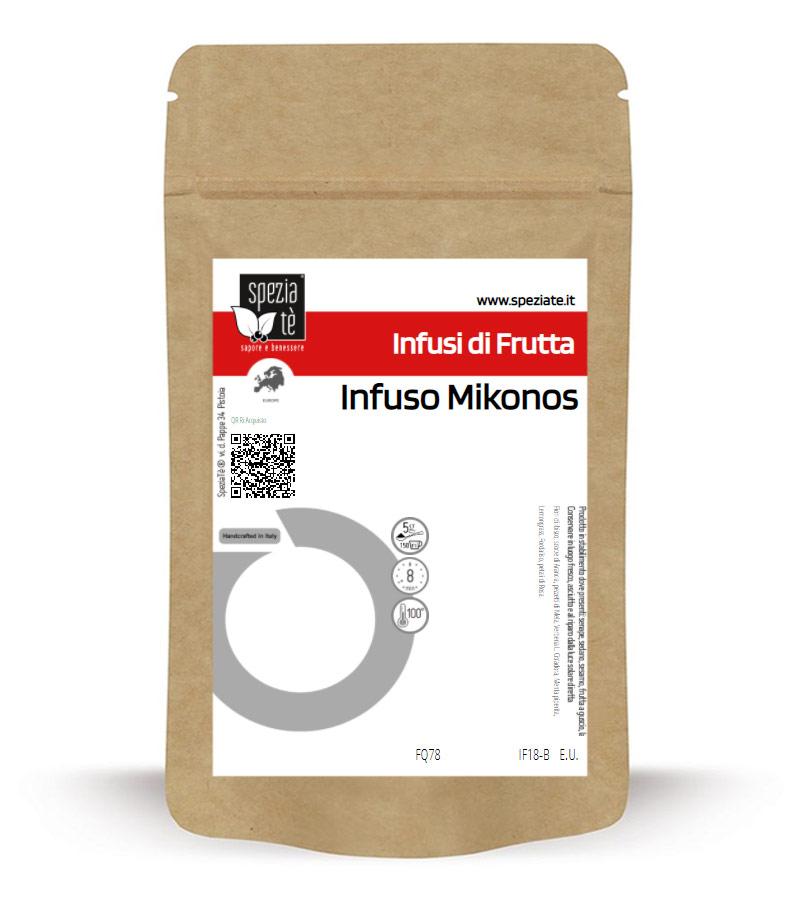 Infuso di frutta Mikonos in Busta richiudibile Salva Fragranza