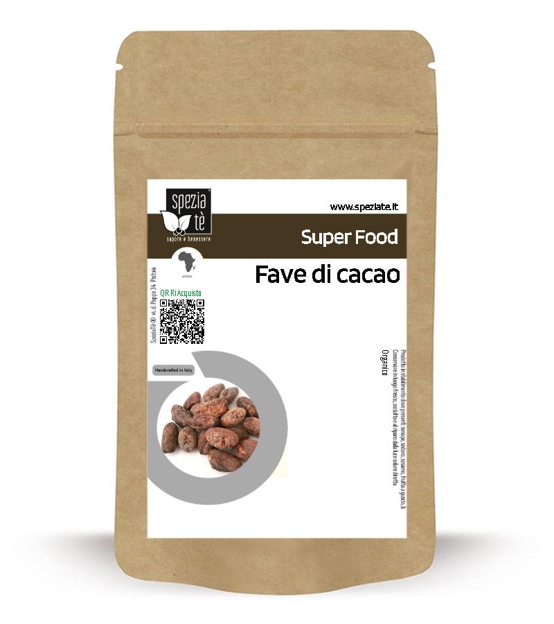 Fave di cacao in Busta richiudibile Salva Fragranza