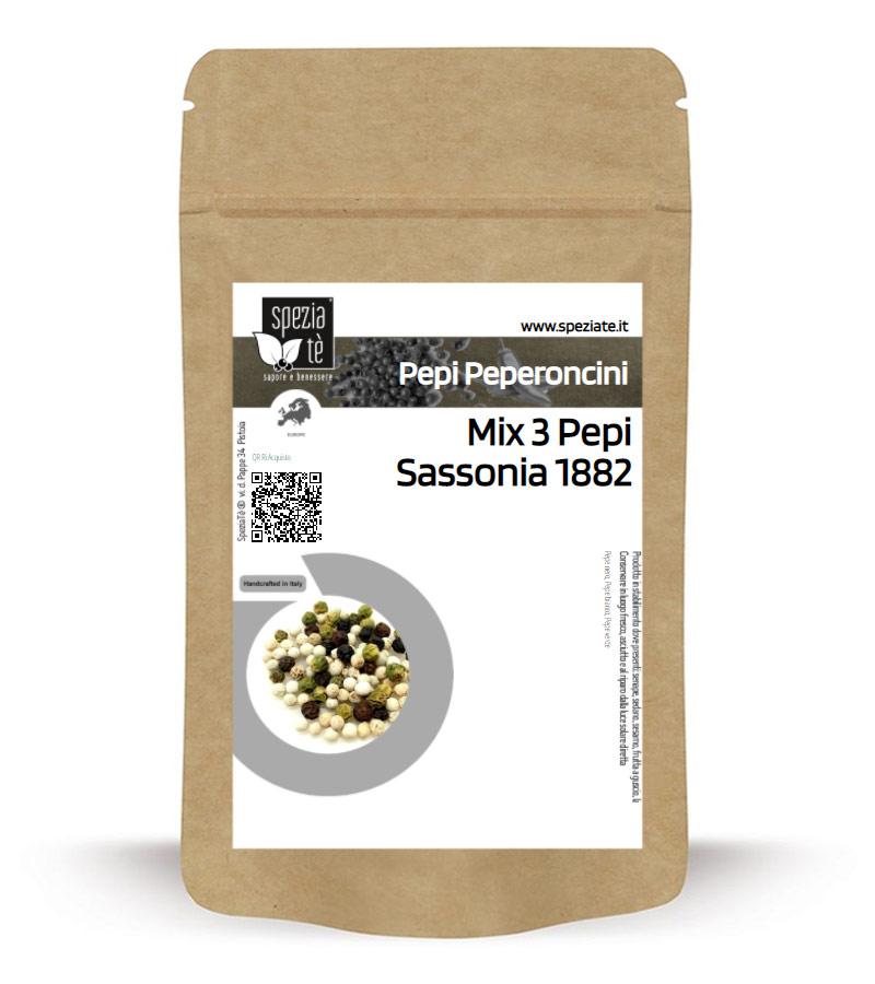 Mix 3 Pepi Sassonia 1882 in Busta richiudibile Salva Fragranza