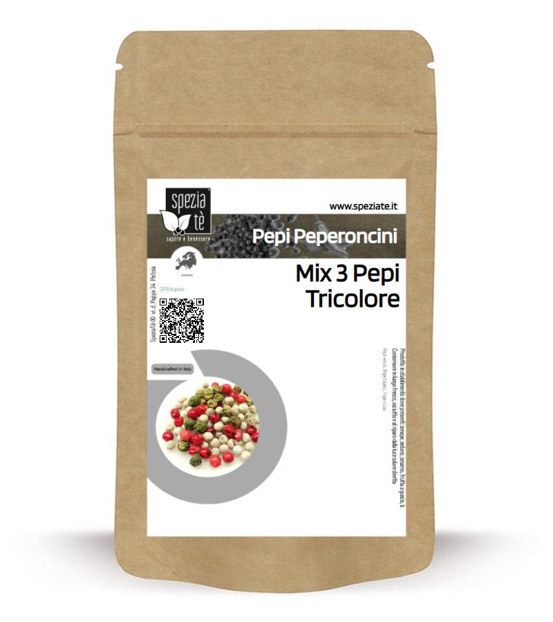 mix-pepi-tricolore in Busta richiudibile Salva Fragranza