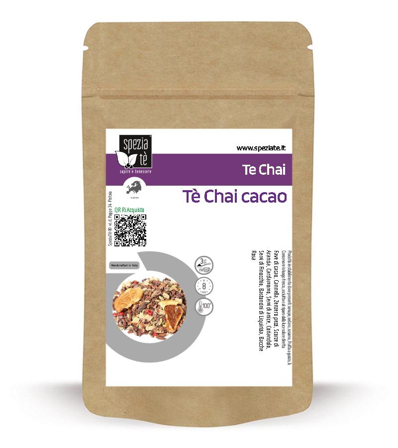 Tè  chai cacao in Busta richiudibile Salva Fragranza